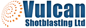 Logo, Vulcan Shotblasting Ltd - Blast Cleaning
